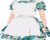 Kids IB  Teal Dress