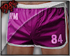 1984 Fit Shorts Pink