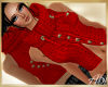Winter Sweater Red
