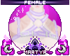 [M] Vhe Harness Purple