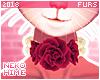 [HIME] Loev Rose Choker