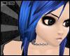 ! Garnet: dark blue.