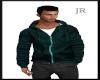 [JR] Hoodie Green