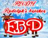 EBD~ Rudy Reindeer