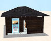 Beach Shower Pavilion