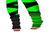 Neon Toxic Socks