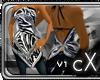 [CX].Boho::Zebra{V1}.
