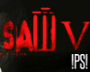 !PS! Saw V Poster