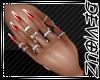 !DS! Nova Red Nails