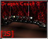 [JS] Long Couch 9 seats