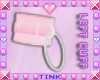Pink Cuff | Left