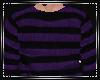 ▲ Purple/Black Jumper
