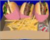OSP Burgers W/Fries