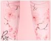 Sakura Pink Jeans