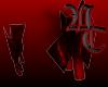 blood robo gun/glove