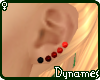 *Dy} Red Kandi Ears * F