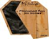 Pinewood Box Coffin Blk