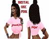 BRUTALONE/PINK