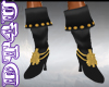 DT4U Coin Pirate Boots
