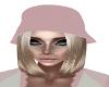 Pink Fun Hat/Blonde