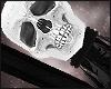 Dark Skull Doll Staff