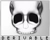 0 | Skull Mask | Derive
