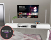 OMO tv stand with ps4