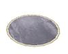 Silver Blue / Cream Rug