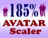 Resizer 185% Avatar