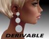 DERIVABLE BALL EARRINGS