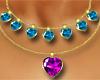 Lucky Gems Necklace