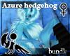 [Hie] Azure hedgehog F