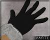 VT| Santa Gloves