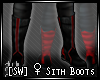 [SW] ♀ Sith Boots 1