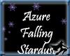 Azure Falling Stardust