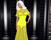 eDe Yellow Gown