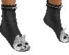 Snow leopard Socks