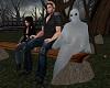 Halloween Haunted Ghost