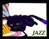 Jazzie-Mad Hatter Cat