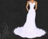 Blue Wedding Dress Long