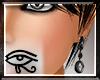 [D] Black Pearl Earrings