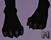 COAL Foot Claw Paws M