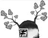 ~F~GothHeart Branch hair