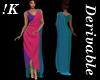 !K!Delure Fantasy Gown 3