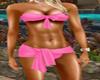 *R*Bikini Wrap Pink