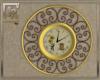 *JR Honeybee Wall Clock