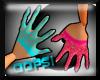 {O}Cutey Gloves
