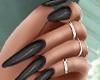 JE Nails Black
