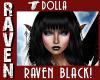 DOLLA RAVEN BLACK