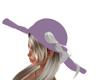 Viola Spring Hat